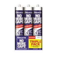Selleys 475g No More Gaps Multipurpose - 3 Pack