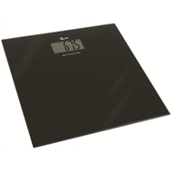 Propert Black Glass Digital Bath Scales