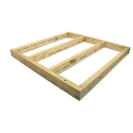 Good Times 90 x 45mm Modular Decking Base Frame Kit