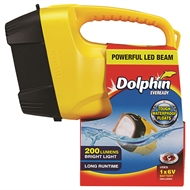 Eveready 6V Dolphin Lantern with Battery