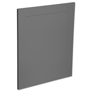 Kaboodle 600mm Smoked Grey Alpine Cabinet Door