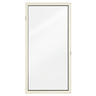 Polar Eco-View 600 x 1200mm White Birch Fixed Panel Window