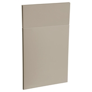 Kaboodle 450mm Modern Vinyl 1 Door / 1 Drawer Panel  - Eternity