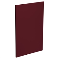 Kaboodle 450mm Seduction Red Modern Cabinet Door