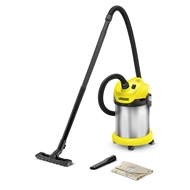 Karcher 1200W 20L Wet and Dry Corded Vacuum