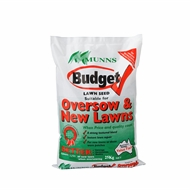 Munns Professional 25kg Budget Lawn Seed Mix