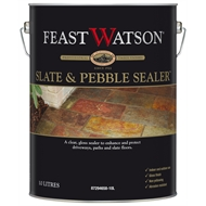 Feast Watson 10L Satin Clear Slate And Pebble Sealer