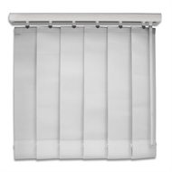 Riva Custom Made 89mm Essentials Vertical Blind 400 - 595mm x 600 - 900mm