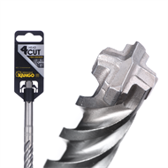 Kango 14 x 600mm SDS Plus K4 Cut Drill Bit