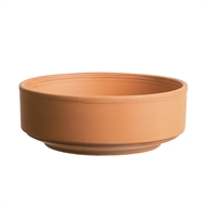 Northcote Pottery 35cm Terracotta Italian Cylinder Bowl