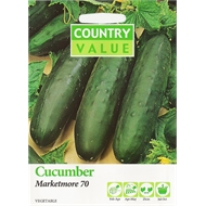 Country Value Marketmore Cucumber Vegetable Seeds
