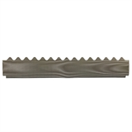 Gumleaf 2mm Hole 1200mm Jasper Corrugated Roof Gutterguard