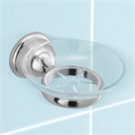 Slylus Chrome Soap Dish Venecia