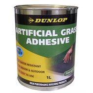 Dunlop 1L Artificial Grass Adhesive