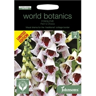 Johnsons Seed Vegetable - Foxglove Pam's Choice
