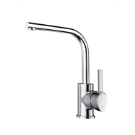 Methven WELS 4 Star 7.5L/min Chrome Ovalo L Shape Sink Mixer