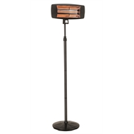 Jumbuck 2000W Quartz Outdoor Electric Heater with Stand
