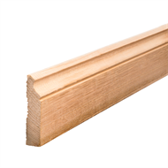 Tasmanian Oak Colonial Architrave 85 x 19mm x 1.8m Select Grade