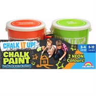 Chalk Paint Colorific Chalk It Up - 2 Pack