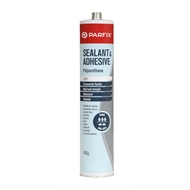 Parfix 310ml Grey Polyurethane Sealant And Adhesive