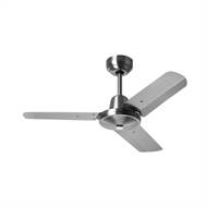HPM 900mm Stainless Steel Hang Sure Ceiling Fan