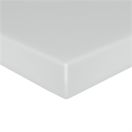 Think Solid 2500 x 900 x 20mm Modular Benchtop - Polar