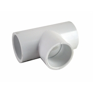 Holman 25mm Press PVC Plain Tee