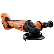 AEG 125mm 18V Brushless Angle Grinder - Skin Only