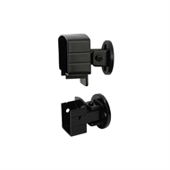 Peak Balustrade Black Universal Bracket
