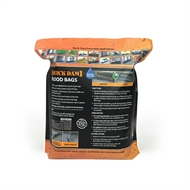 Quick Dam 300 x 600mm Sandless Sandbag - 6 Pack
