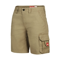 Hard Yakka Ladies Cargo Short - 16 Khaki