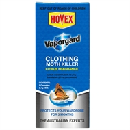 Hovex Vaporgard Clothing Moth Killer Cassette - 2 Pack