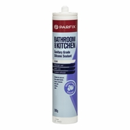 Parfix 300g Clear Bathroom And Kitchen Silicone