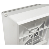 Builders Edge 35 x 35cm Square Ceiling Vent
