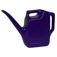Hortico 1.5L Purple Plastic Watering Can