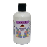Leni 250ml Clear Satin Varnish