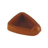 HomeLeisure Terracotta Pot Feet - 6 Pack