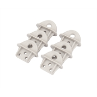 TopDry Spare Parts Pulling Eyes For Retracting Clotheslines - 6 Pack