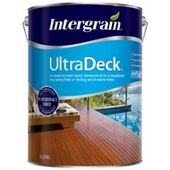 Intergrain 10L UltraDeck Merbau Water Based Decking Oil