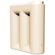NextGenRoto 2000L Polyethylene Slim Water Tank - Wheat