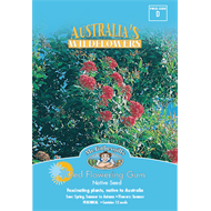 Mr Fothergill's Red Flowering Gum Flower Seeds