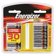 Energizer Max AAA - 30 Pack