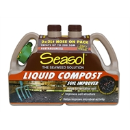 Seasol 2L Ready To Use Liquid Compost - Twin Pack