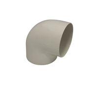 Holman 90mm 90° F-F PVC Stormwater Elbow