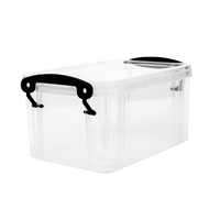 Handy Storage 1.4L Mini Storage Box 188 x 125 x 95mm