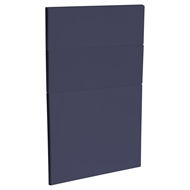 Kaboodle 450mm Bluepea Modern 3 Drawer Panels