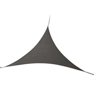 Marquee 3 x 3m Cool Grey Triangle Shade Sail