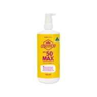 Rid Outdoors 500ml SPF50+ Max Sunscreen Lotion