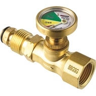 BBQ Buddy Gas Safety Shut Off Valve