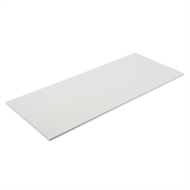 Flexi Storage 1196 x 430 x 16mm White Melamine Shelf